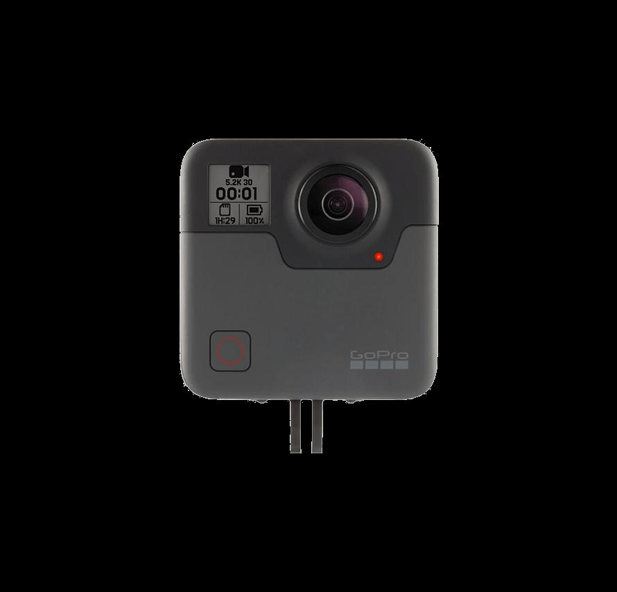 GoPro Fusion 360°カメラレンタル