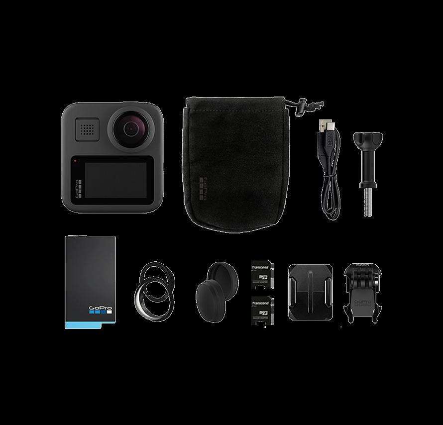 GoPro MAX 360°カメラレンタル