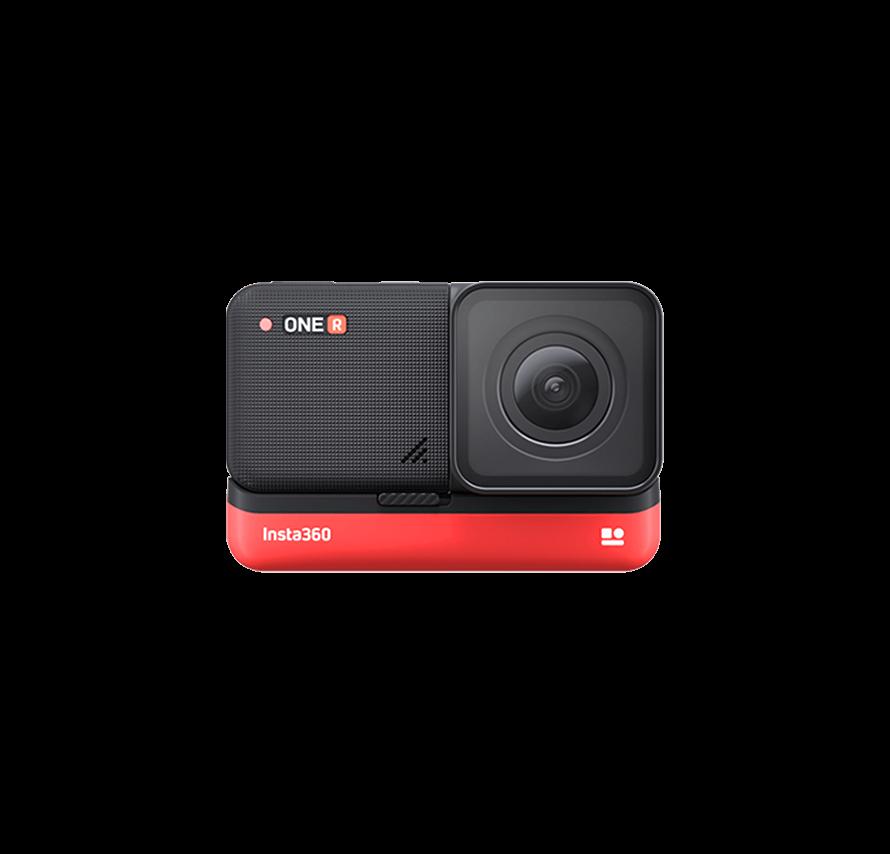 Insta 360 ONE R 360°カメラレンタル