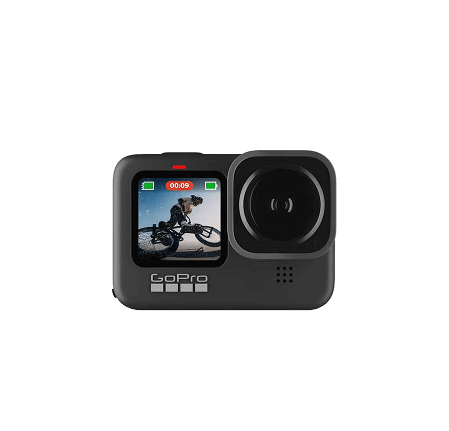 GoPro HERO9 Black レンタル