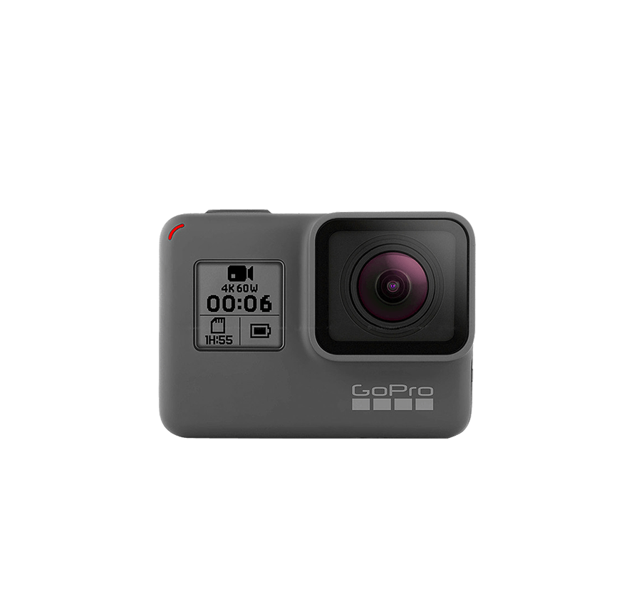 GoPro HERO6 Black レンタル