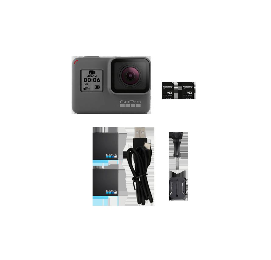 GoPro HERO6 Black レンタル