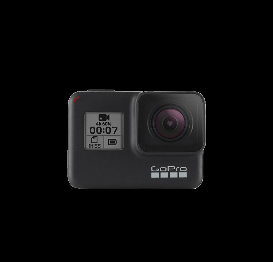 GoPro HERO7初心者セット