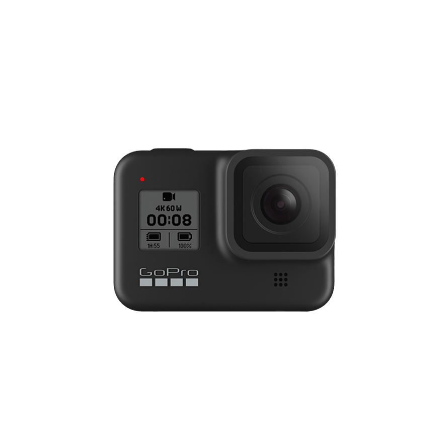 GoPro HERO8 Black レンタル