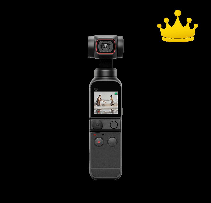 DJI Pocket2 Webカメラレンタル