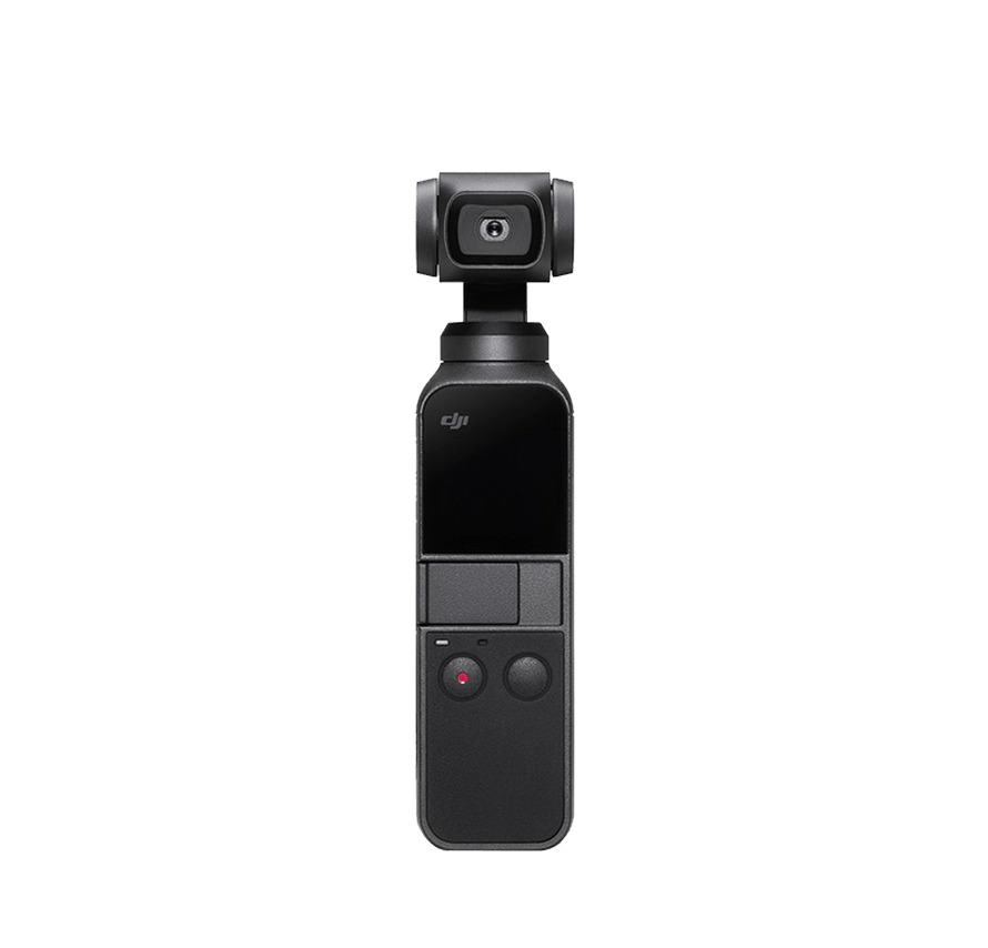 DJI OSMO POCKET Webカメラレンタル