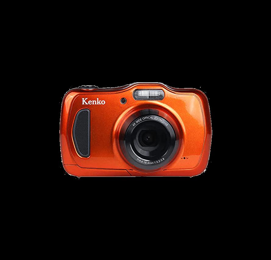 ケンコー Kenko 防水デジタルカメラ DSC200WP| 水中カメラ/防水カメラレンタル