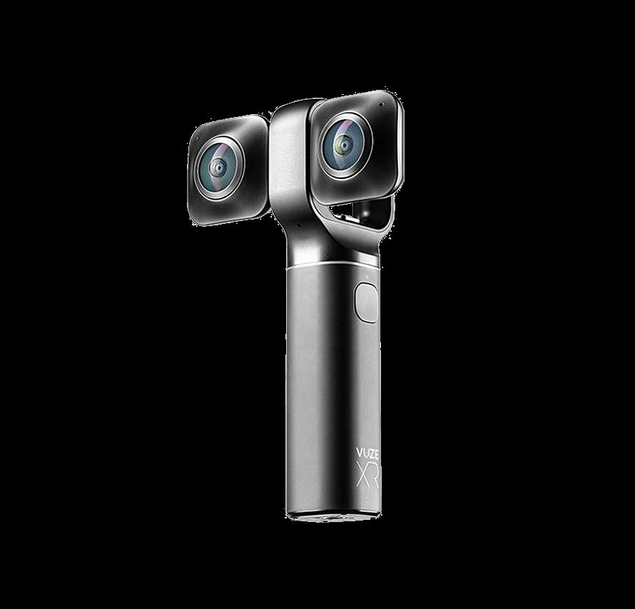 Vuze XR Dual VR Camera 超高画質全天球VR 5.7K | 360度/180度デュアルカメラレンタル