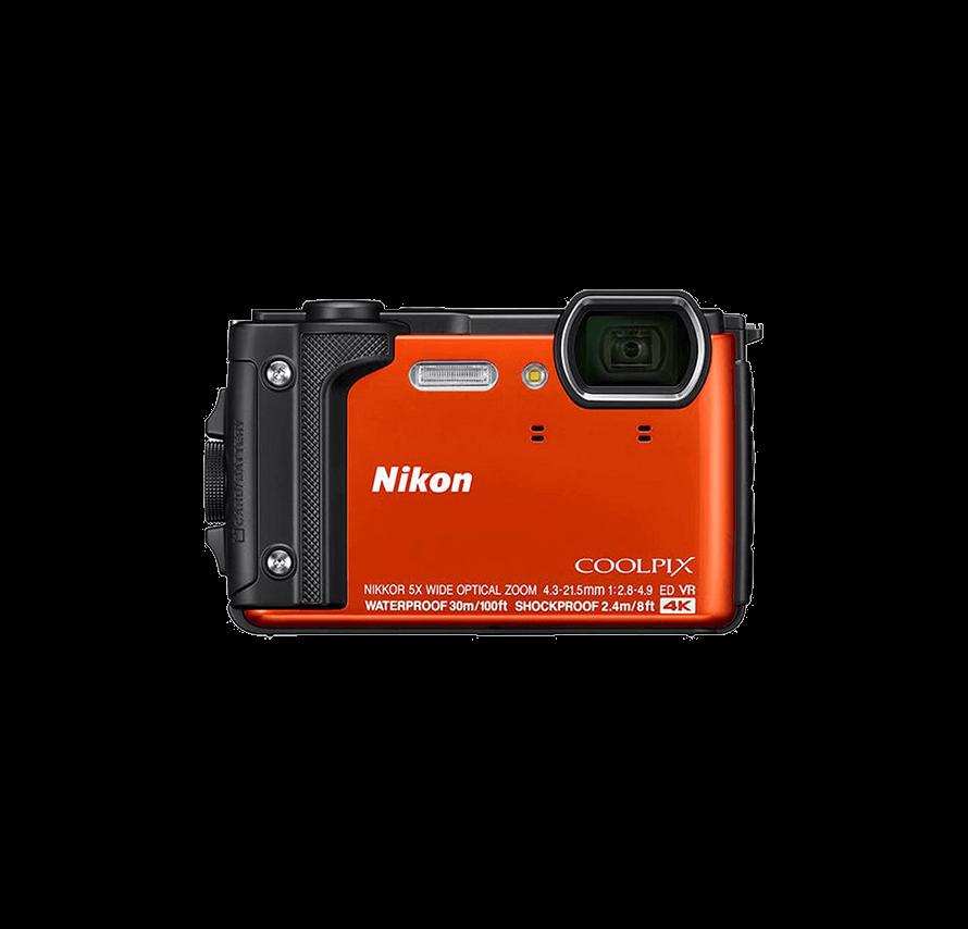 ニコン Nikon 防水カメラ COOLPIX W300| 水中カメラ/防水カメラレンタル
