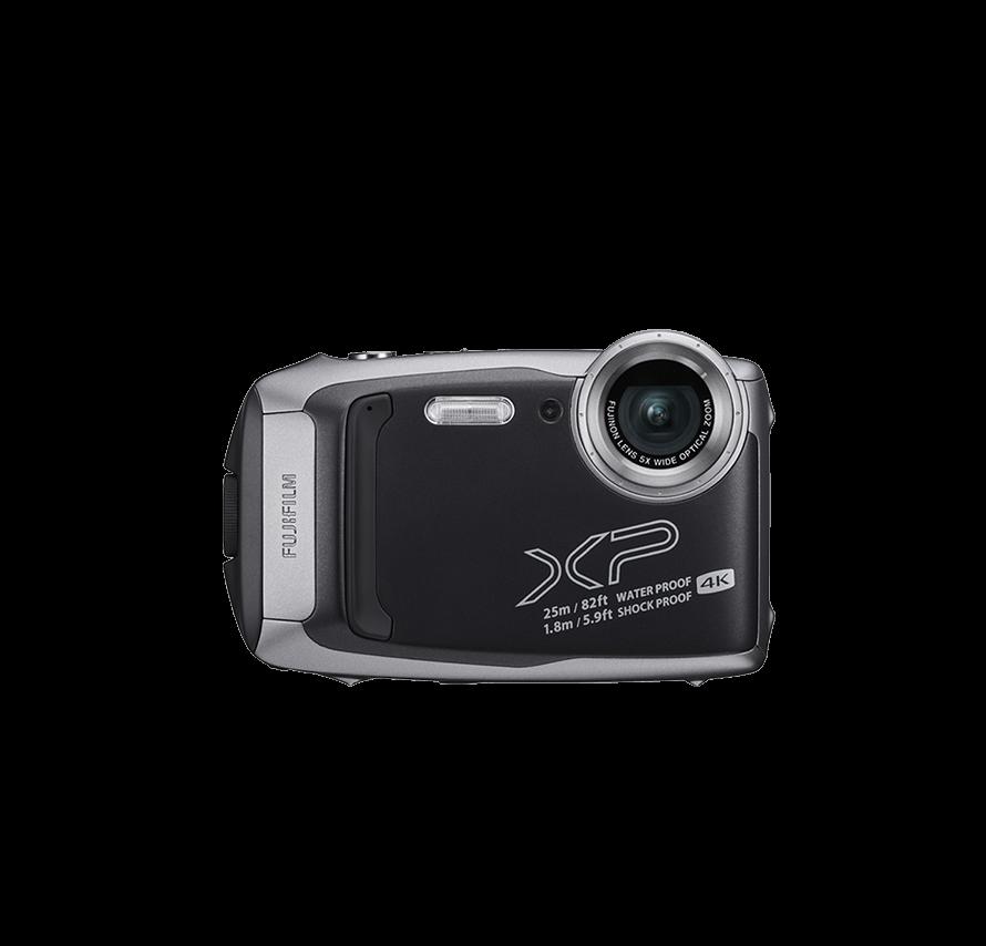 FUJIFILM FINEPIX XP140 ブラック 防水カメラレンタル