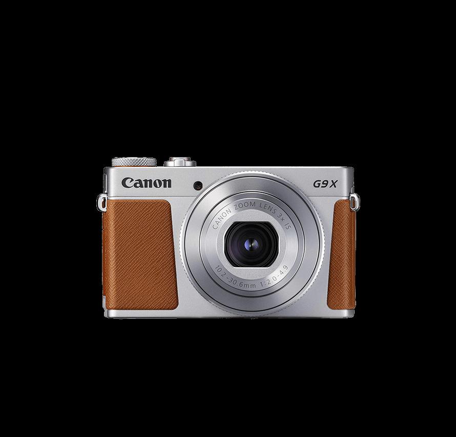 CANON PowerShot G9XmarkⅡ/カメラカバー / BT2個 / 充電器  SD64GB2枚