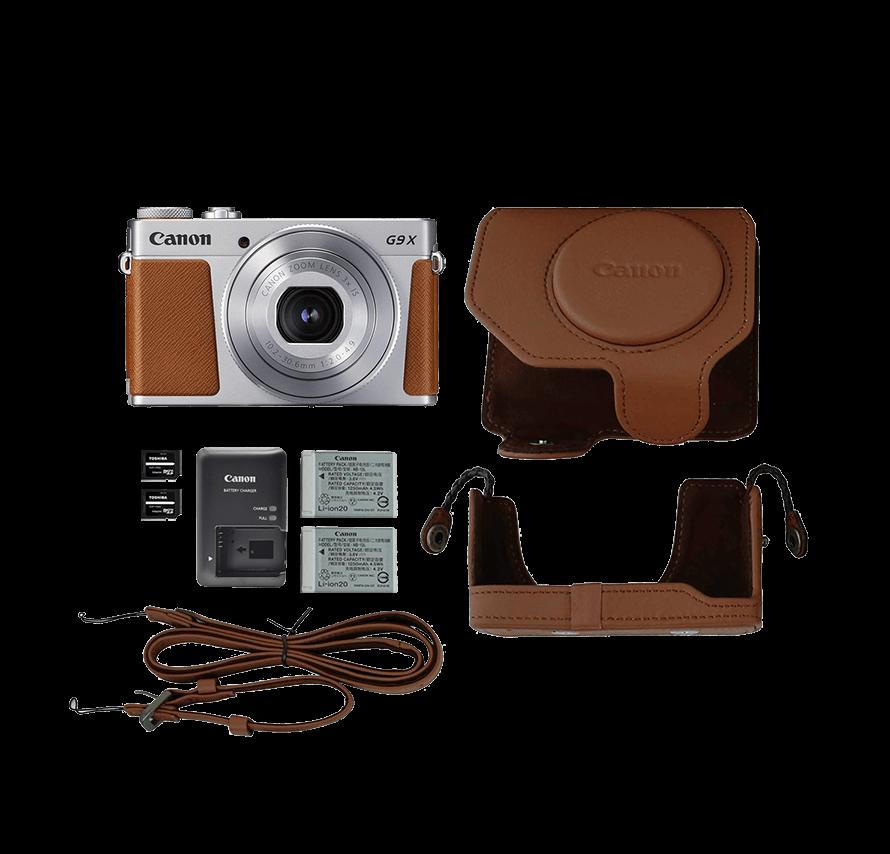 Canon Powershot G9X Mark2