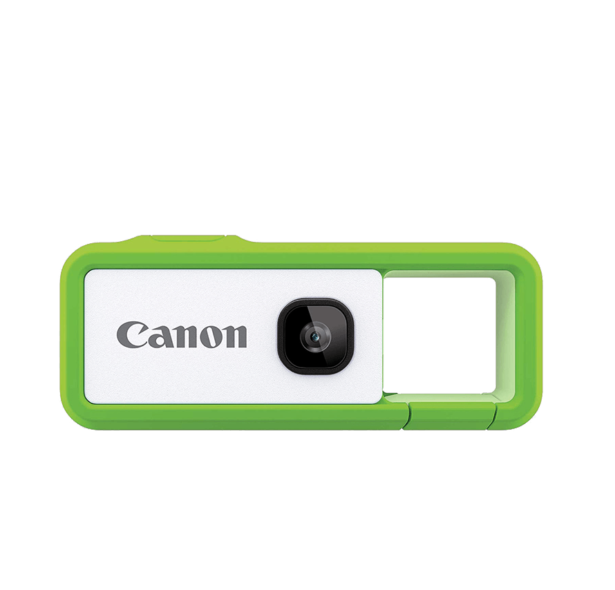 Canon iNSPiC REC グリーン カメラレンタル