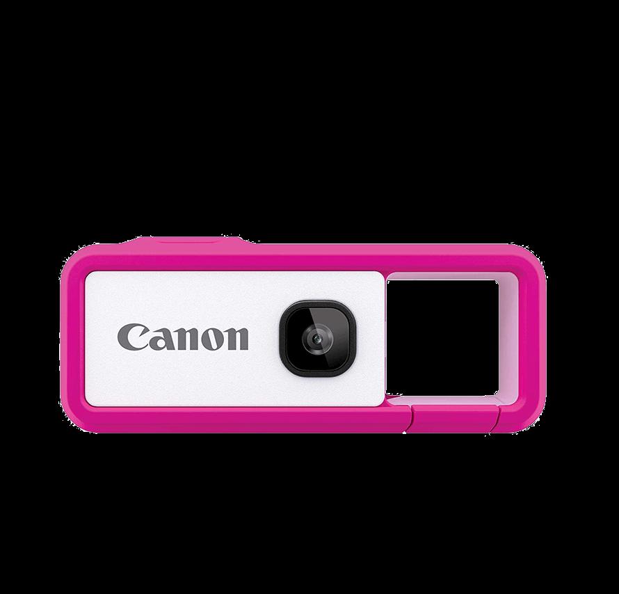 Canon iNSPiC REC ピンク カメラレンタル