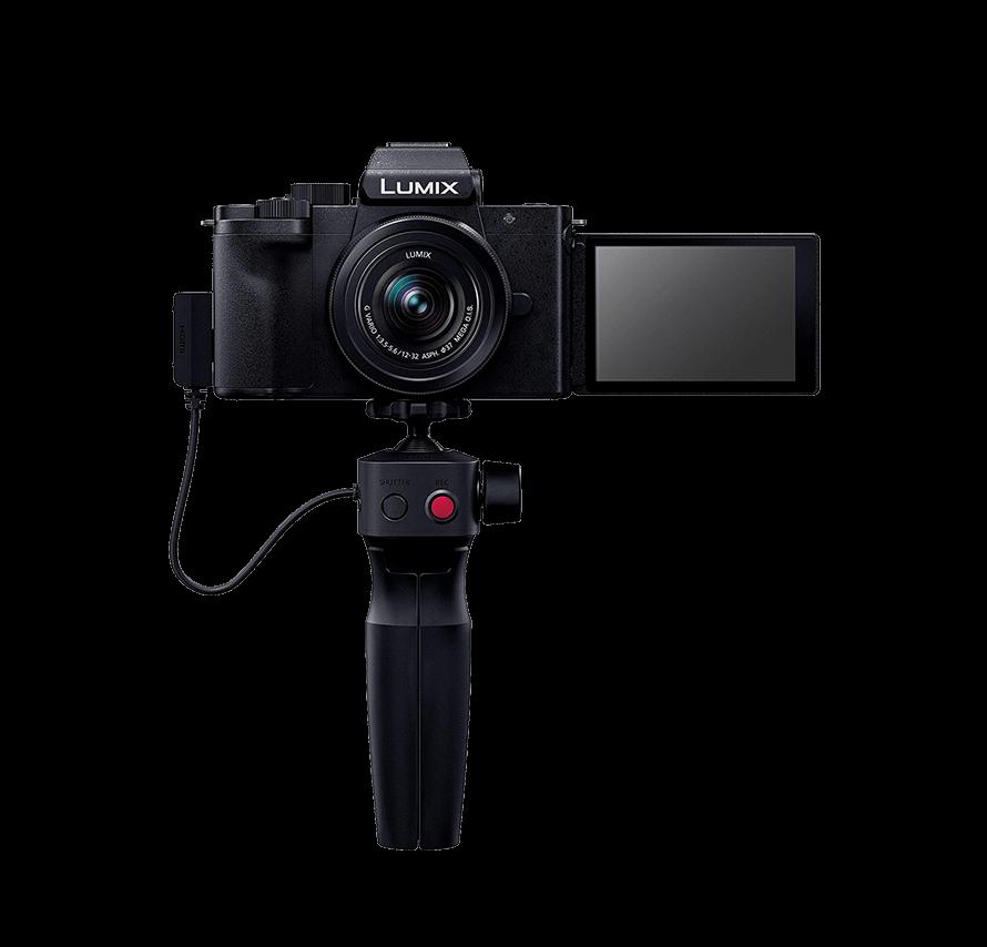 Panasonic LUMIX DC-G100V 標準ズームレンズキット vlogカメラレンタル