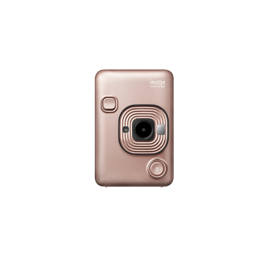instax mini LiPlay フィルム20枚付き ピンク
