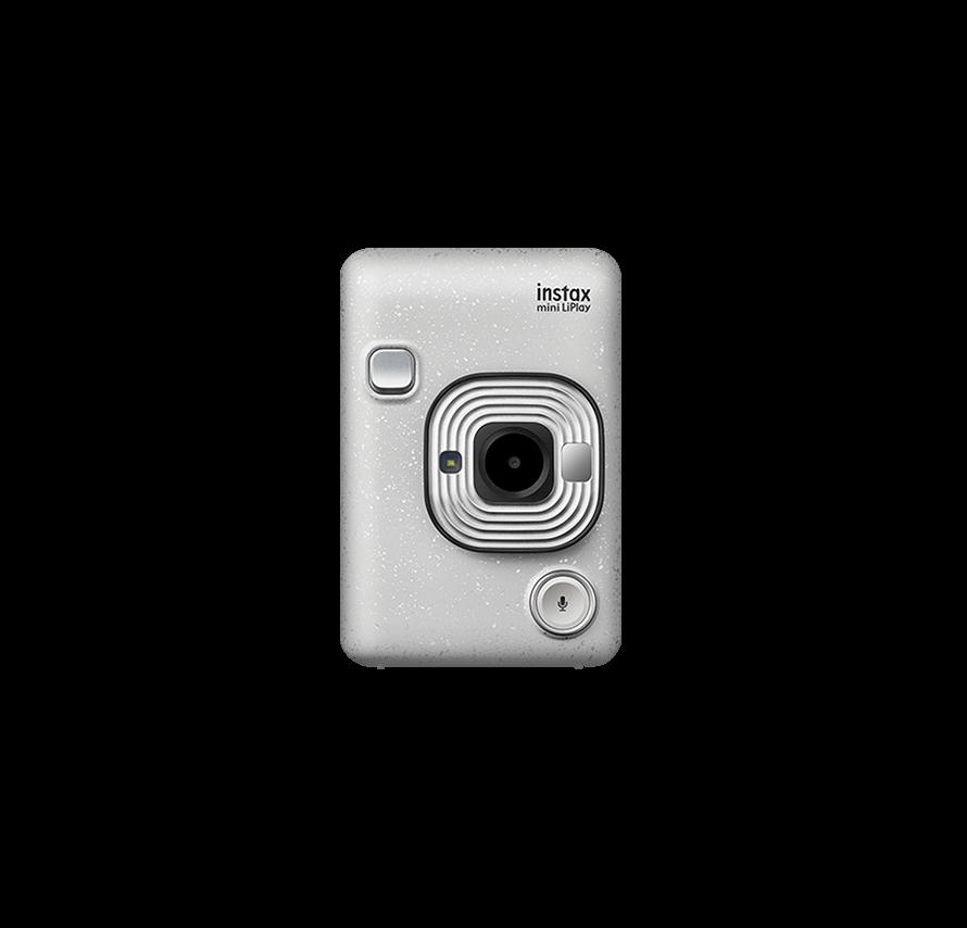 instax mini LiPlay フィルム20枚付き シルバー