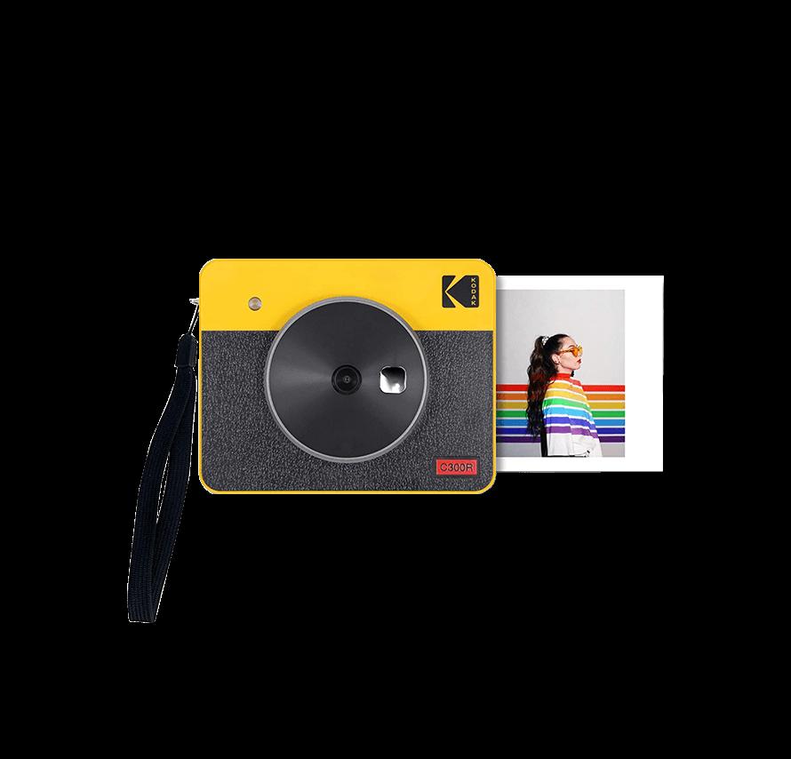 コダック/Kodak Mini Shot 3 レトロカメラ/フィルム20枚付き|チェキ/フィルムカメラレンタル