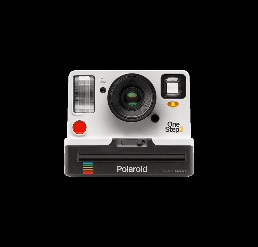インスタントカメラ Polaroid Originals OneStep 2/フィルム8枚付き|チェキ/フィルムカメラレンタル