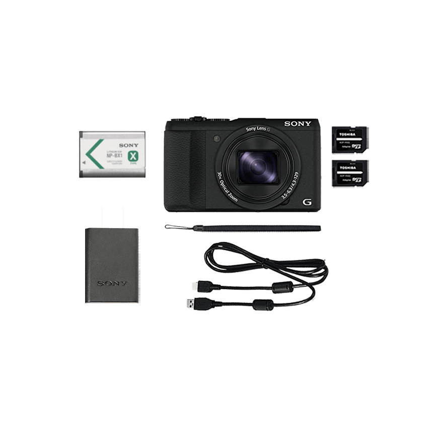 ソニー SONY DSC-HX60V デジタルカメラレンタル