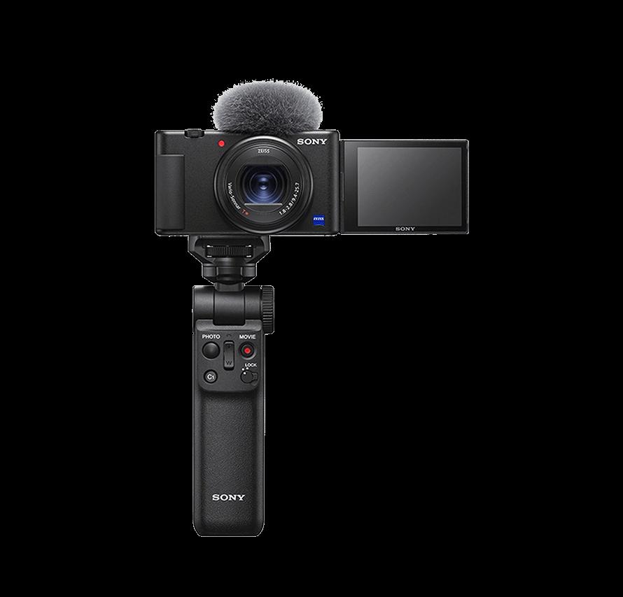 SONY VLOGCAM ZV-1G シューティンググリップキット vlogカメラレンタル