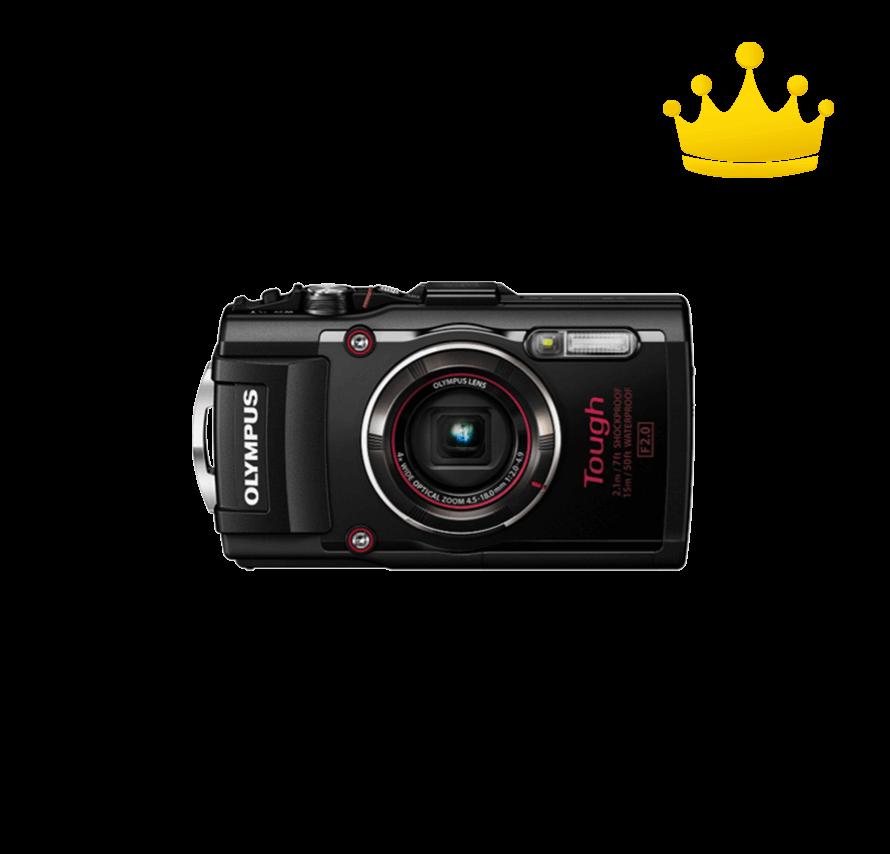 OLYMPUS STYLUS TG-4 防水カメラレンタル