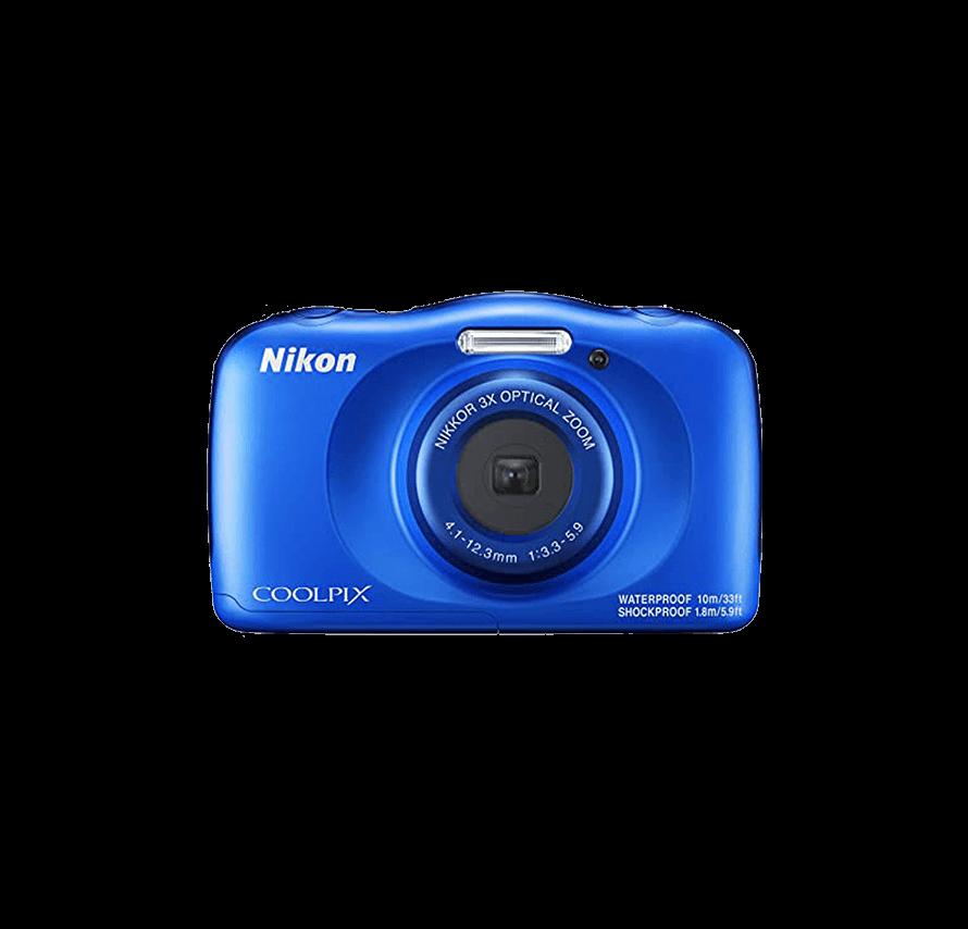 ニコン Nikon 防水カメラ COOLPIX W150   水中カメラ/防水カメラレンタル