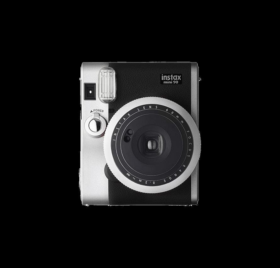 instax mini90 ネオクラシック 本体 ブラック チェキレンタル