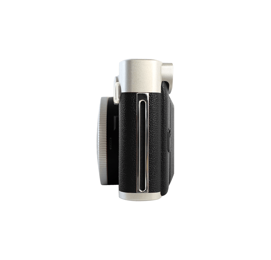 instax mini90 ネオクラシック フィルム20枚付き ブラック チェキレンタル