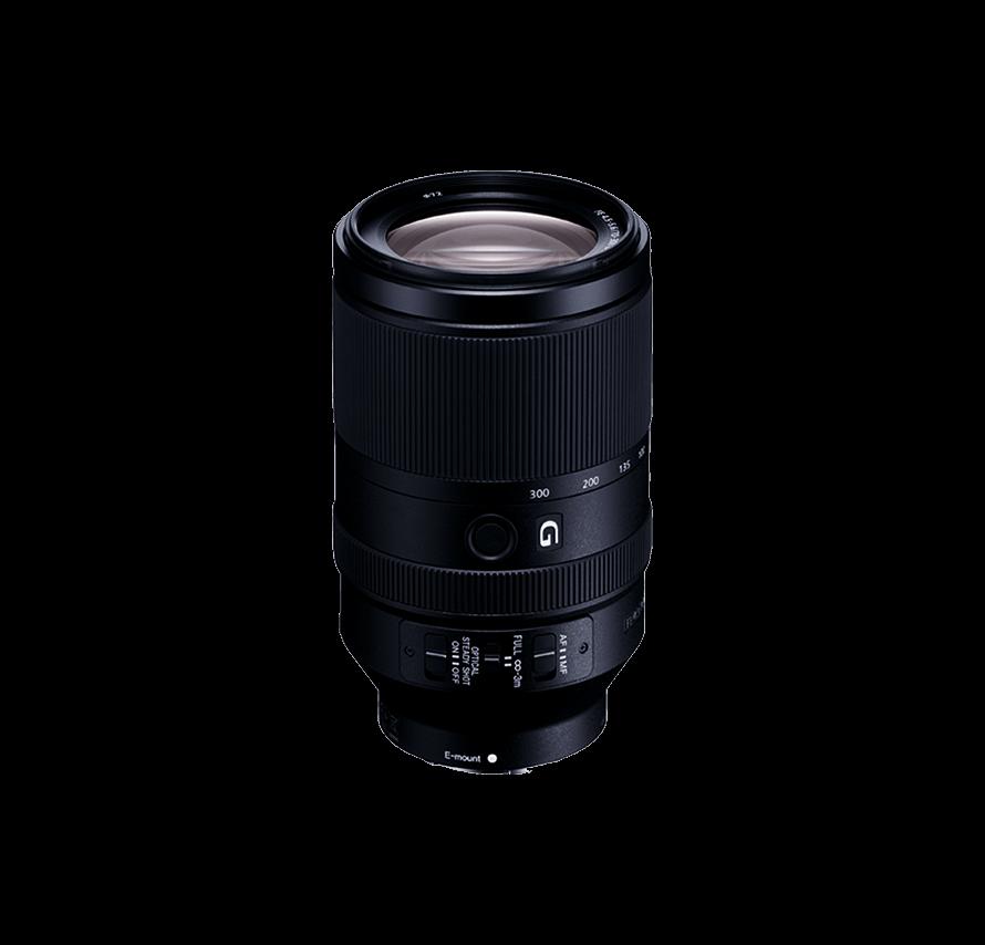 SONY FE 70-300mm F4.5-5.6G OSS 望遠ズームレンズ