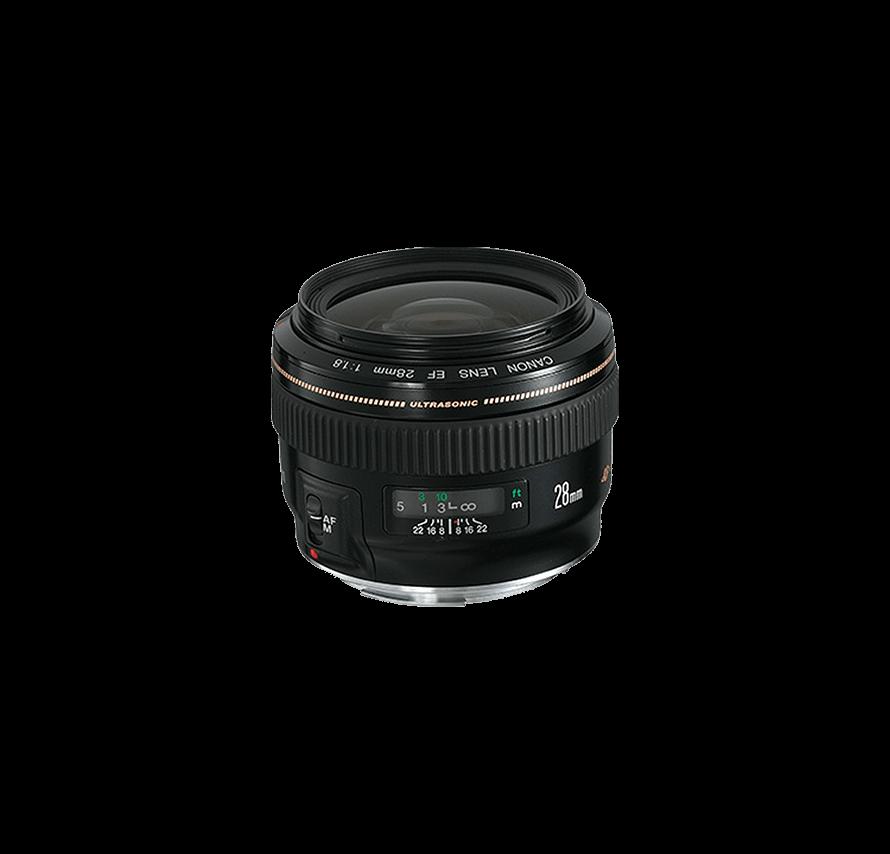 Canon EF28mm F1.8 USM レンズ