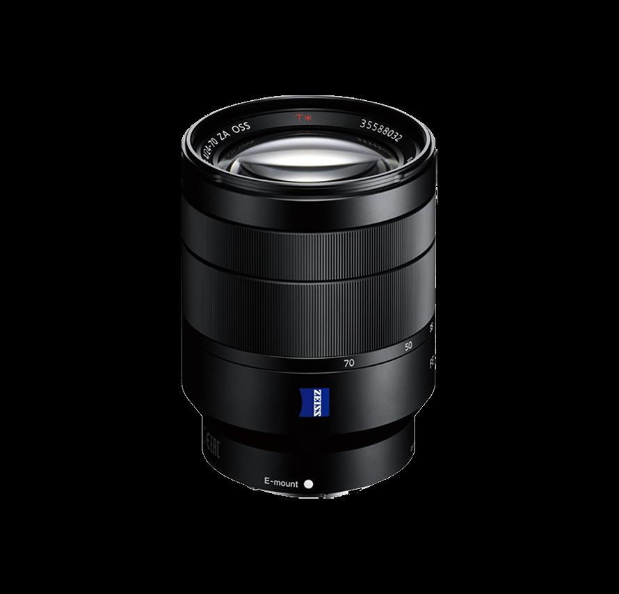 SONY FE 24-70mm レンズ