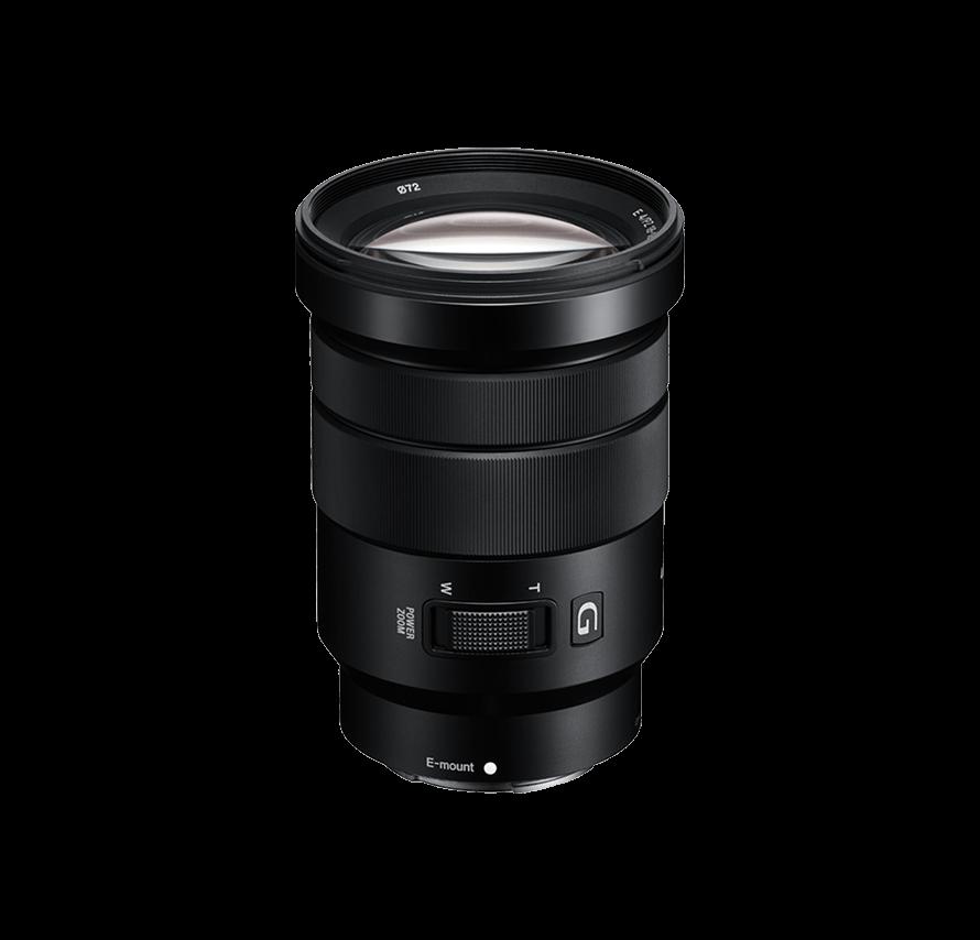SONY PZ 18-105mm レンズ レンタル