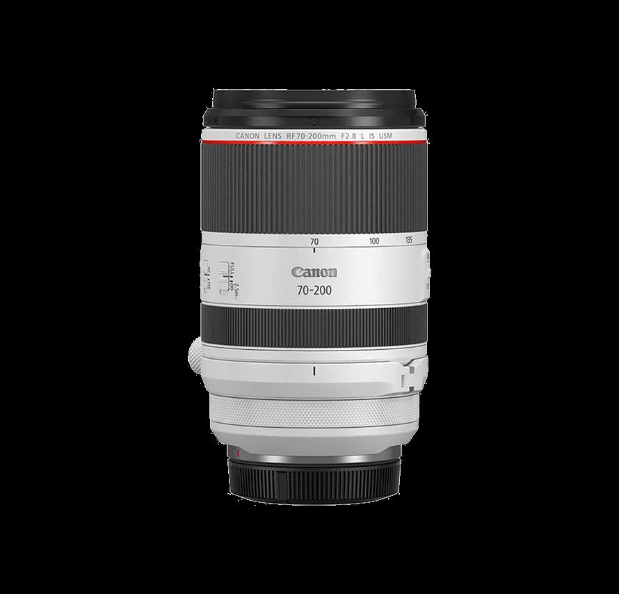 ャノン CANON RF70-200mm F4 L IS USM 望遠ズームレンズ   [レンズレンタル]