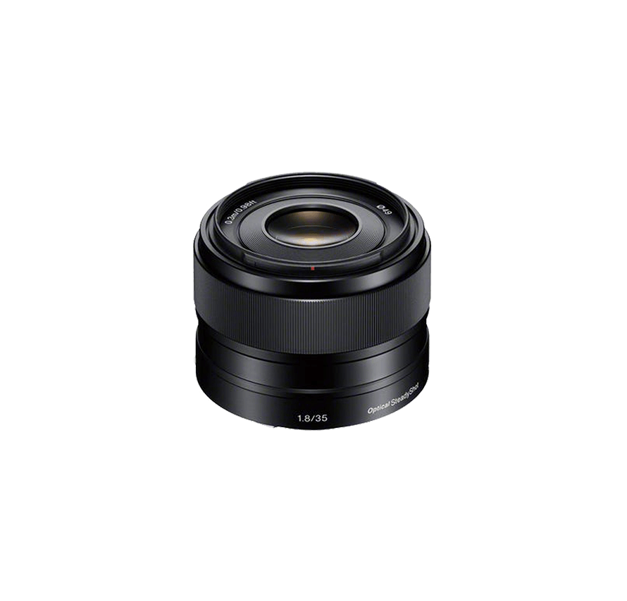 ソニー SONY E 35mm F1.8 OSS 単焦点レンズ | SEL35F18 | カメラレンズレンタル