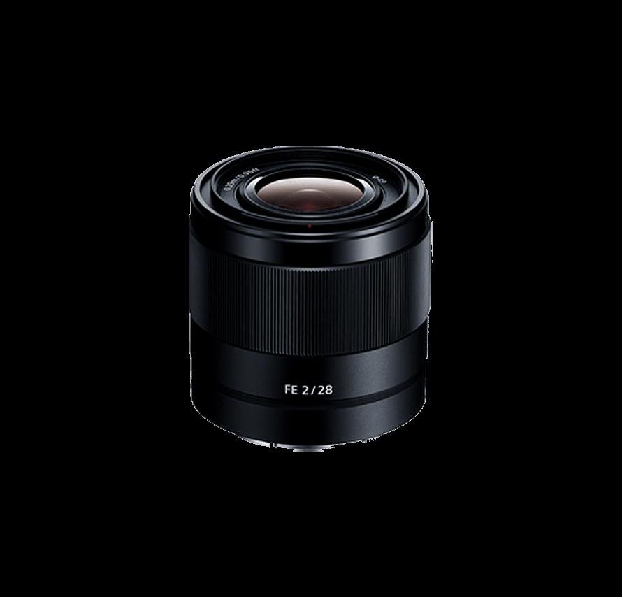 ソニー SONY FE 28mm 単焦点レンズ レンズレンタル