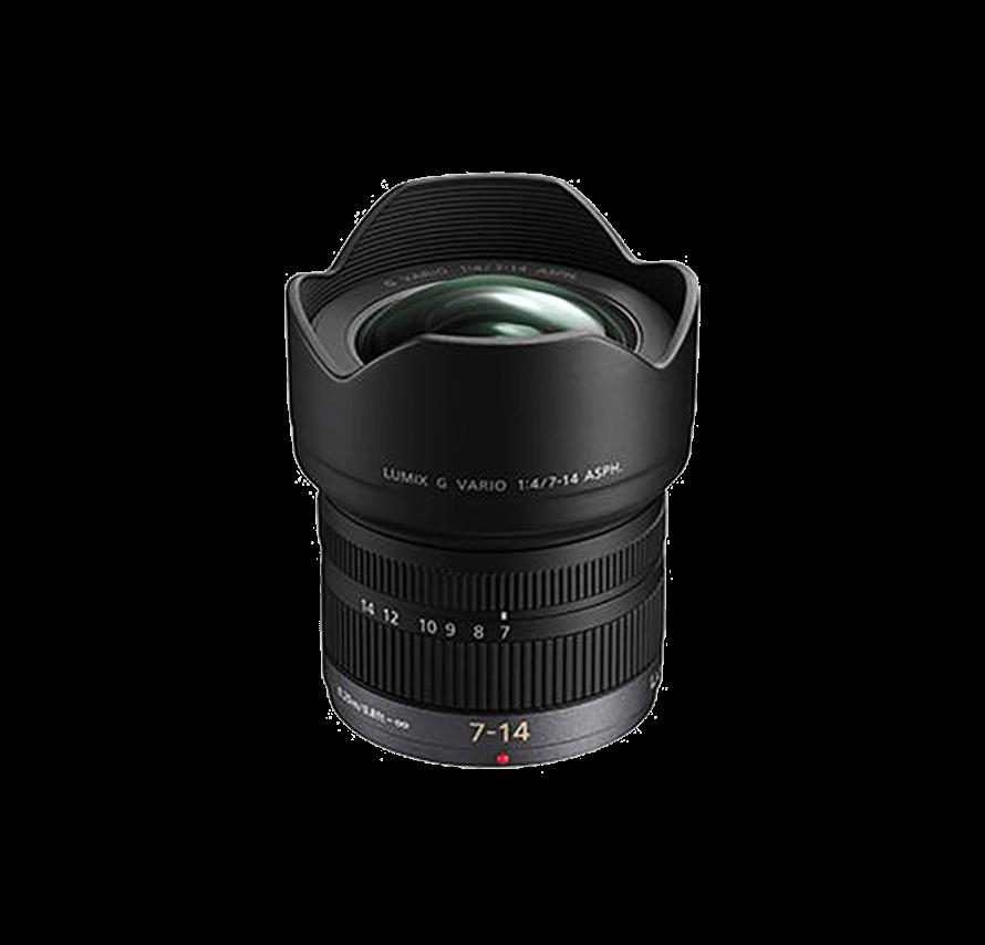 Panasonic LUMIX G VARIO 7-14mm F4.0 ASPH.広角ズームレンズ