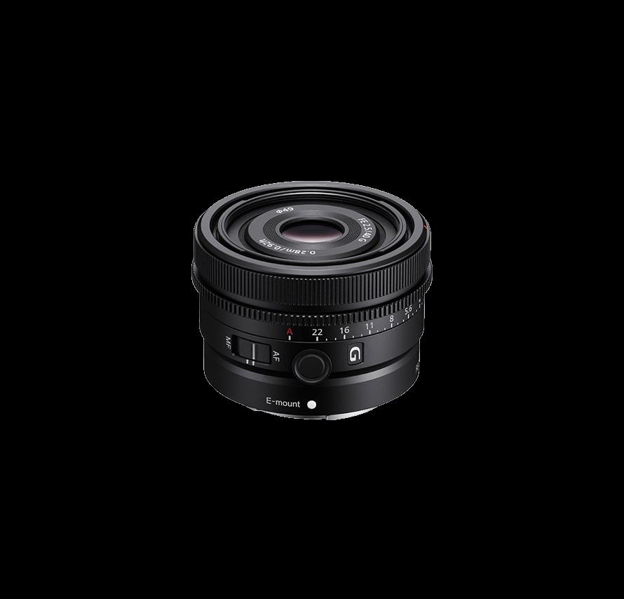 ソニー SONY FE 40mm F2.5 G 標準単焦点レンズ |SEL40F25G| レンズレンタル