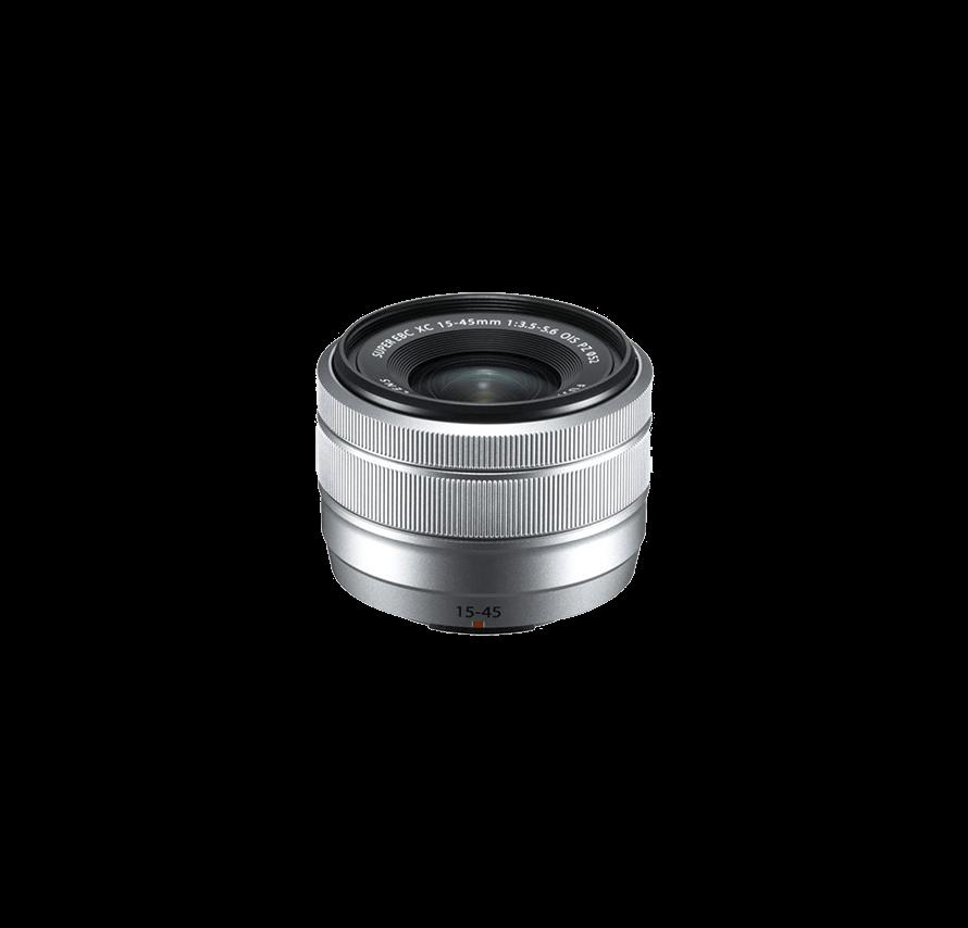 フジフィルム FUJIFILM FUJIFILM XC 15-45mm F3.5-5.6 OIS PZ 標準ズームレンズ   [レンズレンタル]