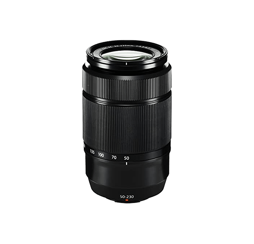 フジフィルム FUJIFILM FUJINON XC50-230mmF4.5-6.7 OIS II 望遠ズームレンズ | [レンズレンタル]