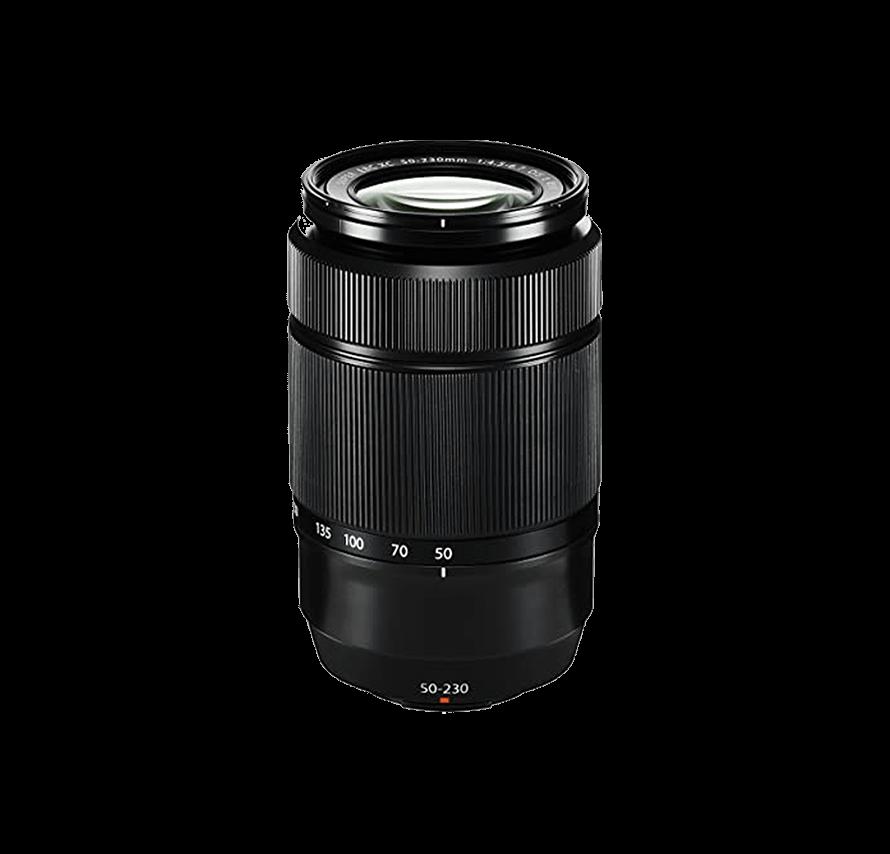 フジフィルム FUJIFILM FUJINON XC50-230mmF4.5-6.7 OIS II 望遠ズームレンズ   [レンズレンタル]