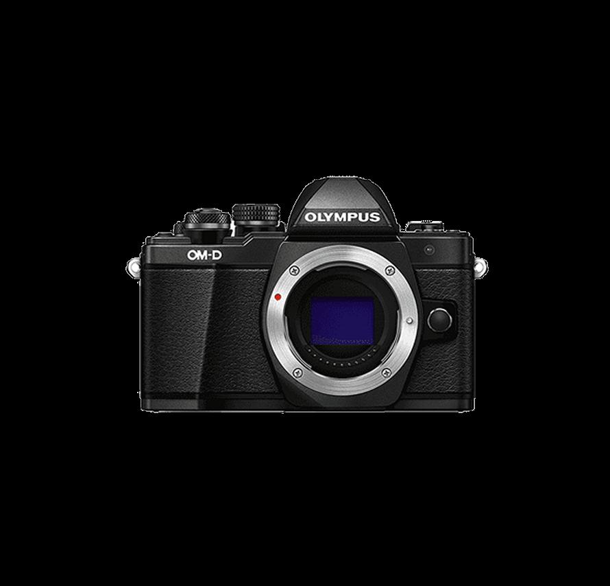 OLYMPUS OM-D E-M10 Mark II ダブルズームレンズキット ミラーレス一眼レフカメラレンタル
