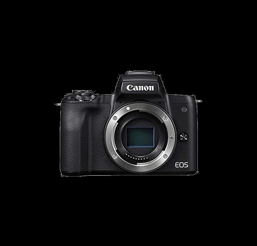 Canon EOS kissM ダブルレンズキット ミラーレス一眼レフカメラレンタル