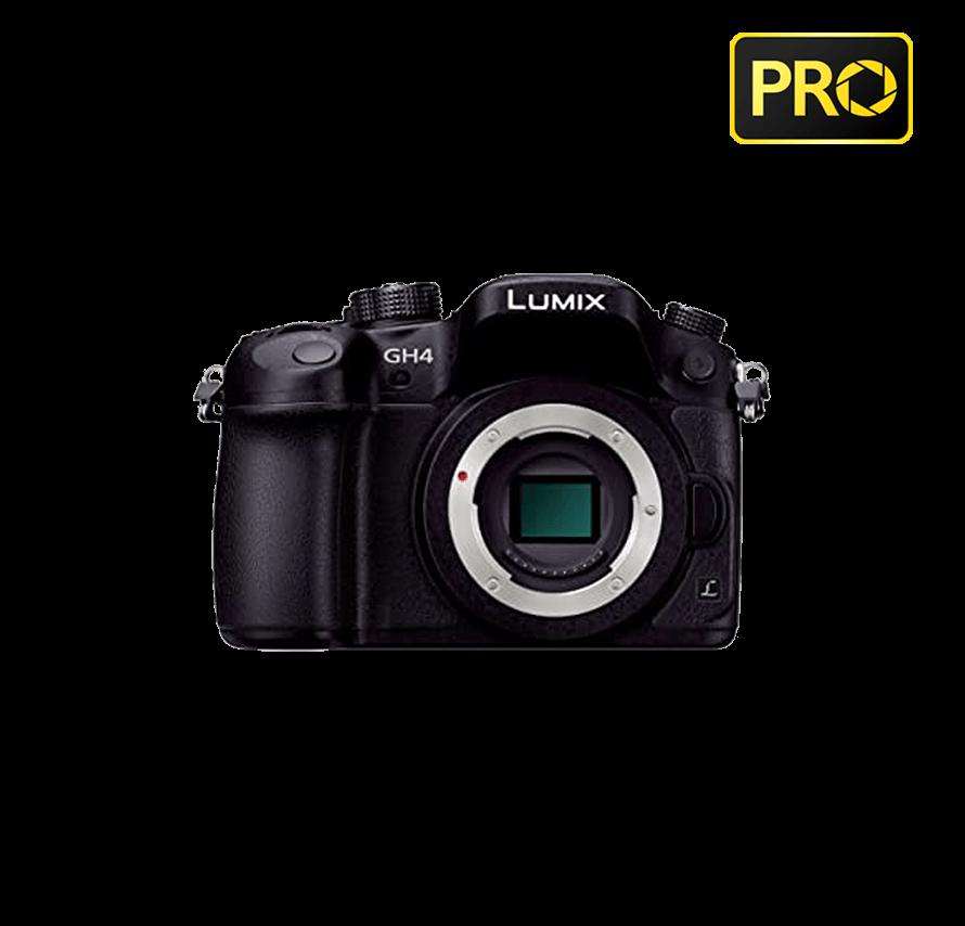 Panasonic LUMIX DMC-GH4 | 一眼レフカメラレンタル