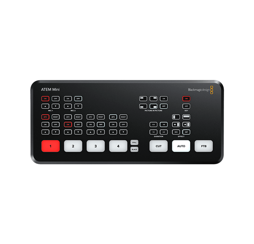 BlackmagicDesign ATEM Mini Proセット スイッチャーレンタル