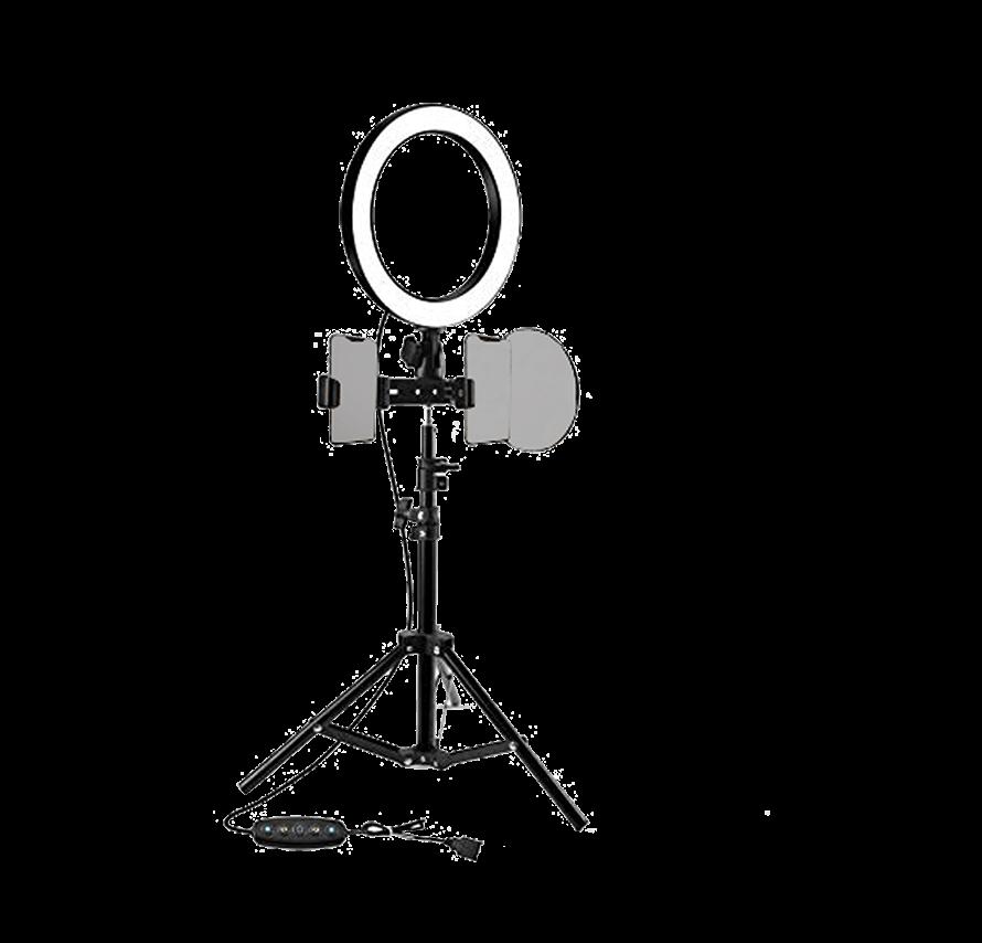 [レンタル] LEDリングライト