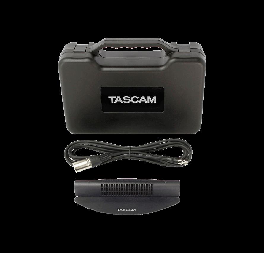 タスカム TASCAM TM-90BM コンデンサーマイク  マイクレンタル