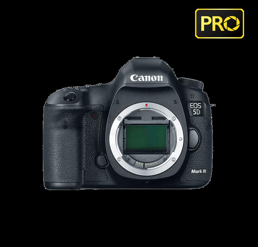 Canon EOS 5D Mark III 一眼レフカメラレンタル