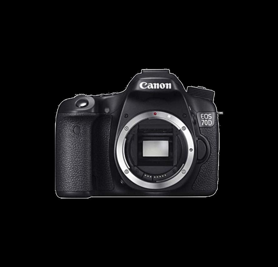 Canon EOS 70D 一眼レフカメラレンタル