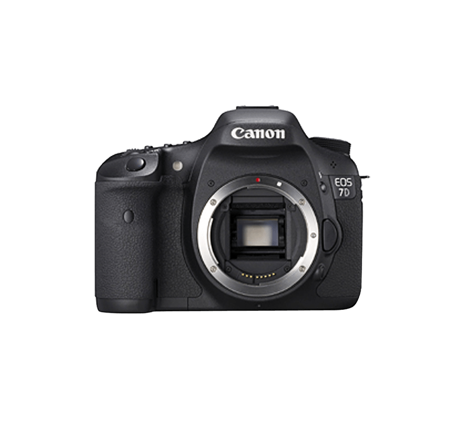 Canon EOS 7D 標準レンズセット